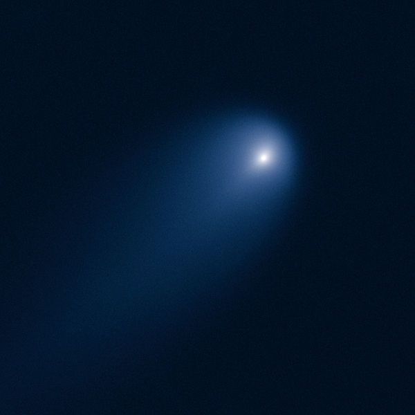 600px-Hubble captures Comet ISON