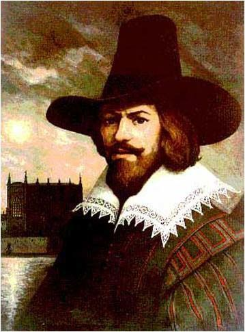 portait-Guy Fawkes