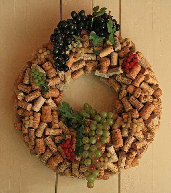 Deco tradition no l couronne porte le blog de easydoor - Decoration de noel pour porte ...