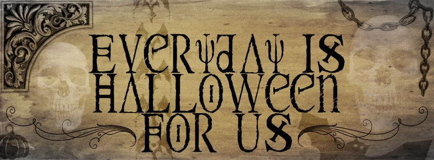 Everyday is Halloween for Us ! - ^W^ The Coffin Rock ^W^ evil boOotik