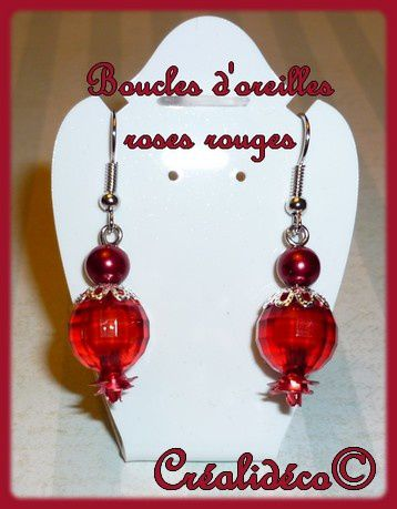 BO roses rouges