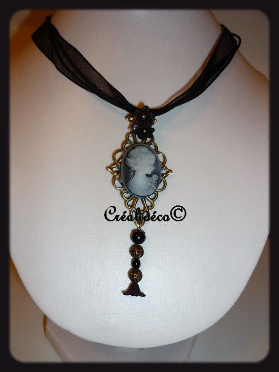 Collier baroque