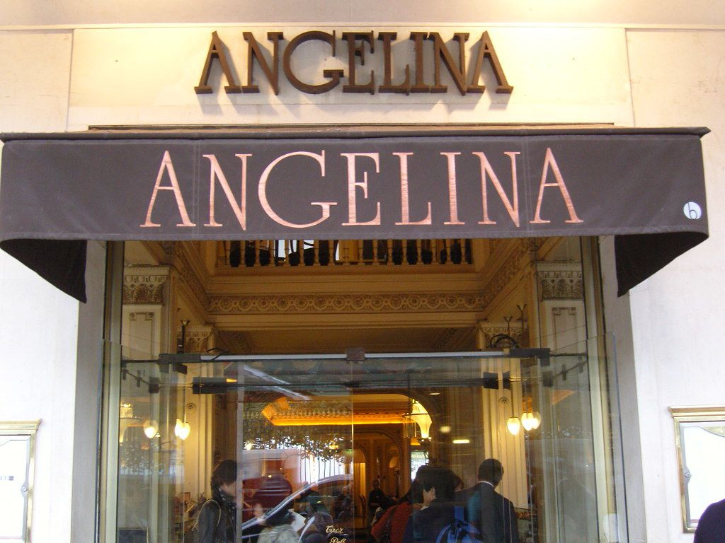 salon de th angelina paris est une fete