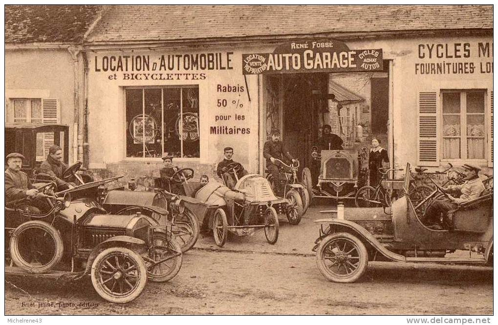 Les rendez vous de la reine for Garage automobile chatellerault