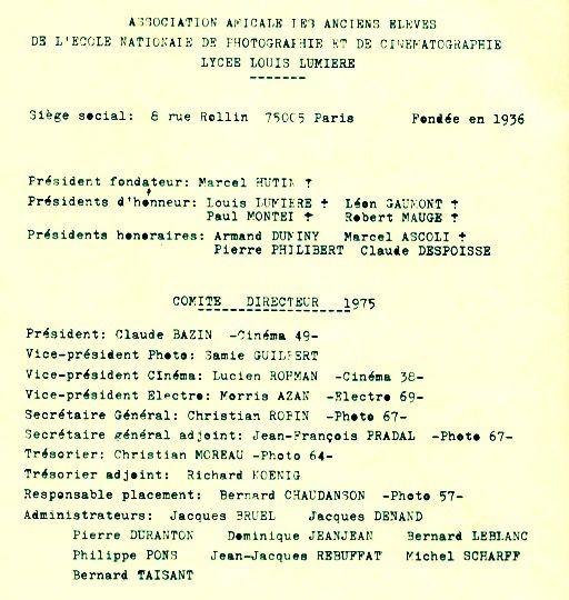 AAEV 1975