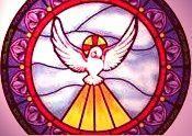 Colombe Esprit Saint