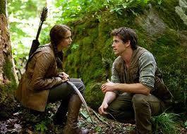 Katniss et Gale