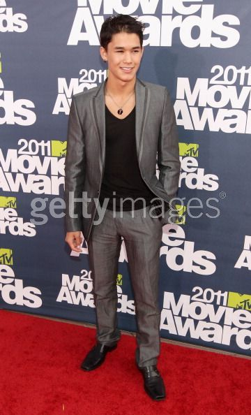 Boo Boo Stewart - Red Carpet