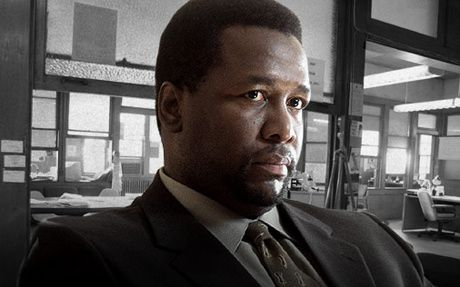 Wendell Pierce Portray