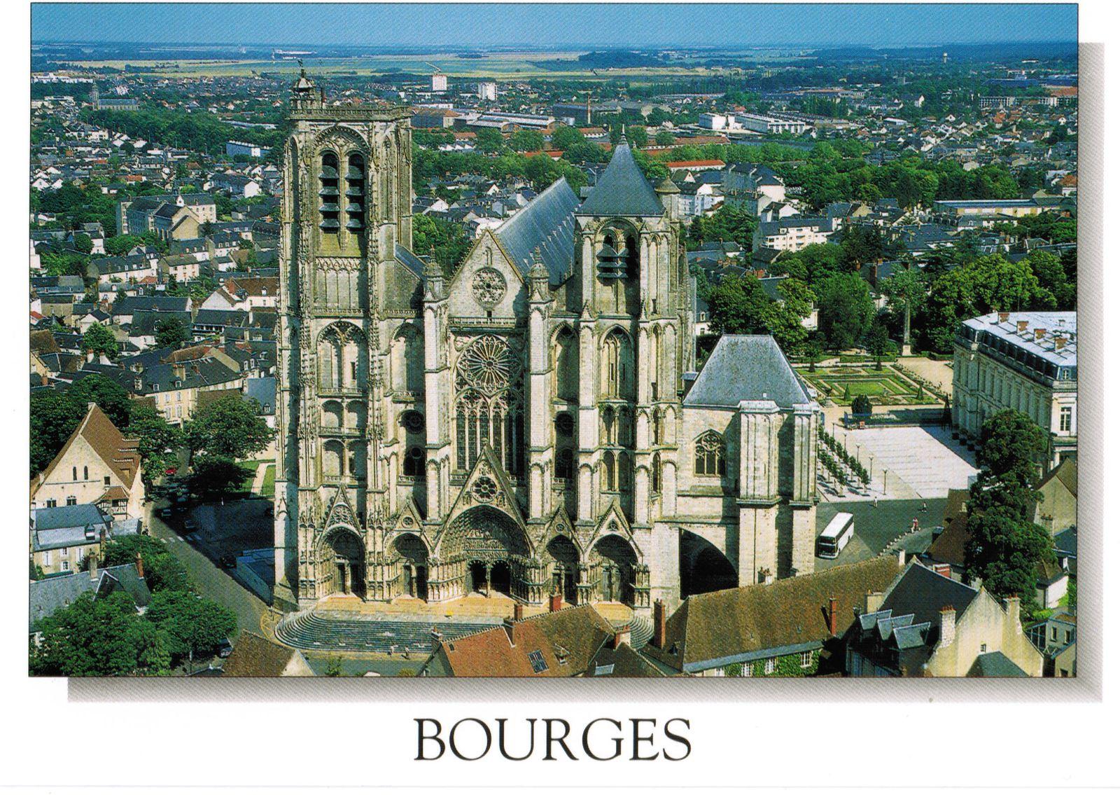 CP à échanger : Bourges