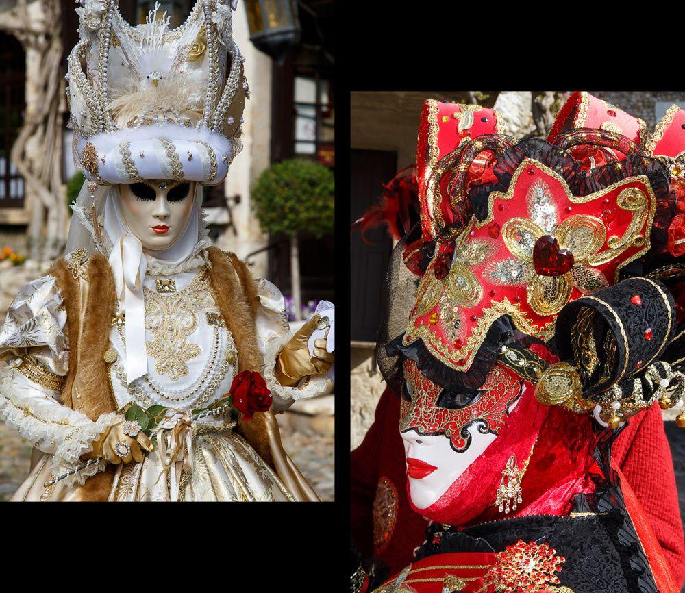 La parade vénitienne de Pérouges