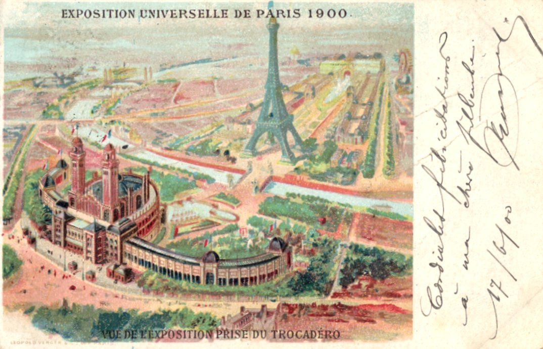 Paris Exposition universelle
