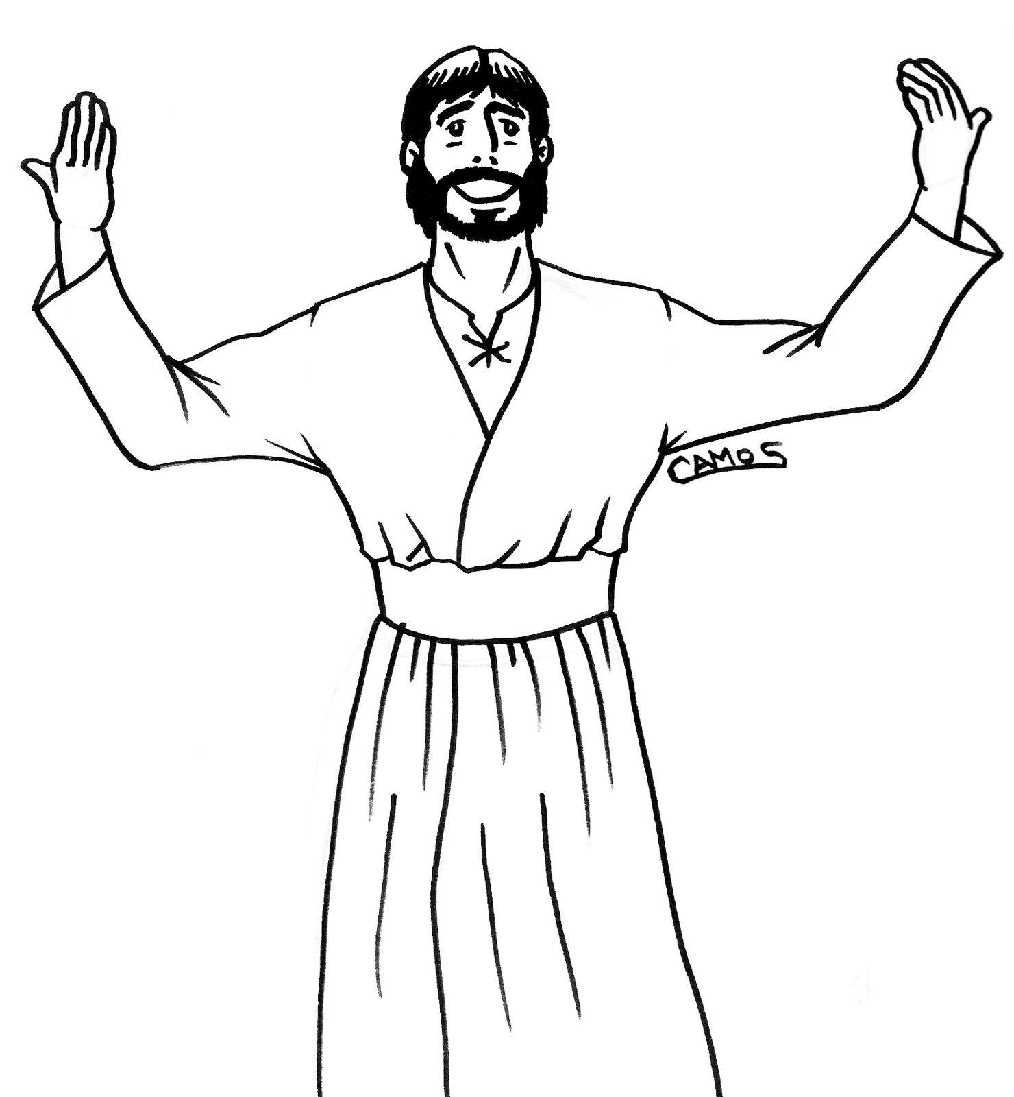 Acá podrás revisar las ilustraciones Bíblicas que realizo cuando no estoy dibujando Canutoman.