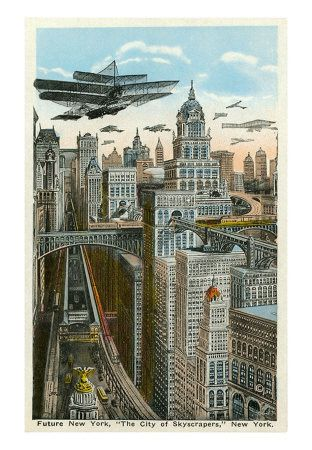 Future-New-York-with-Airships-Print-C10301572