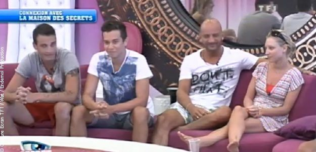 Secret Story Kevin Sacha et Juline