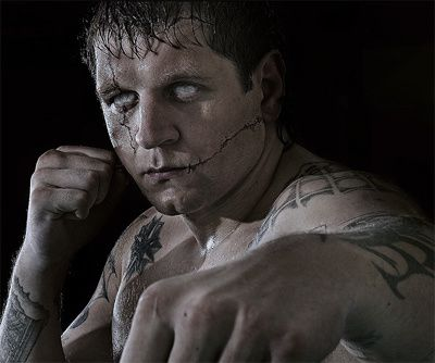 les tatouages d'aleksander emelianenko - ultimate fighters