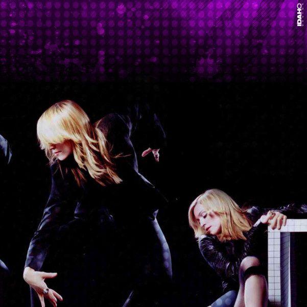 Madonna - Sorry Remixes