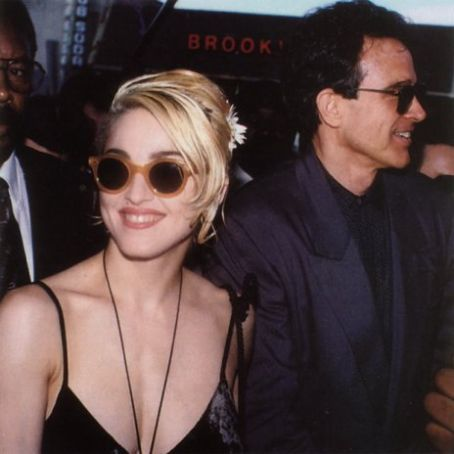 Madonna et Warren Beatty  1988-1991    Warren Beatty Madonna
