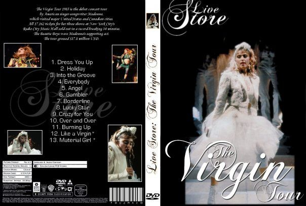 The Virgin Tour Dvd 33