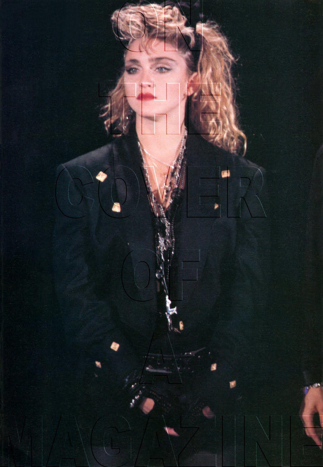 Madonna Vintage Concert Tour T-shirt - Madonna The Virgin