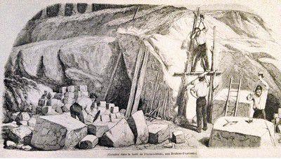 carriers XIXème siècle