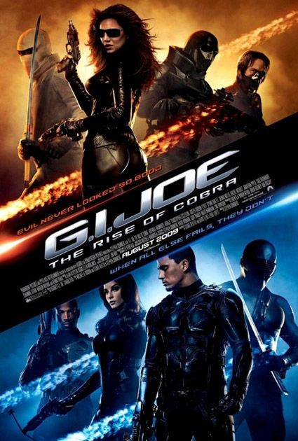 GI Joe - The Rise of Cobra Poster