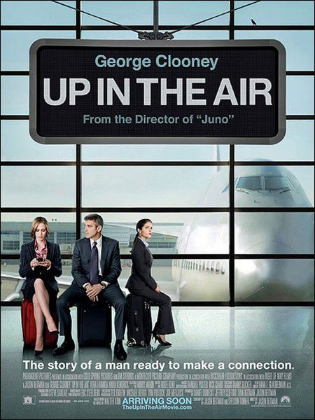 Up In The Air Poster