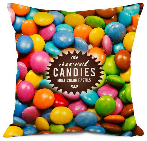 Coussin candies