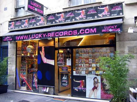 luckyrecords paris