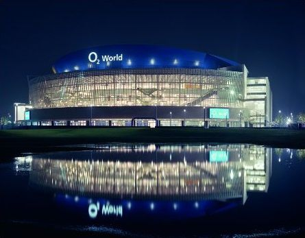 O2 world Hambourg 1