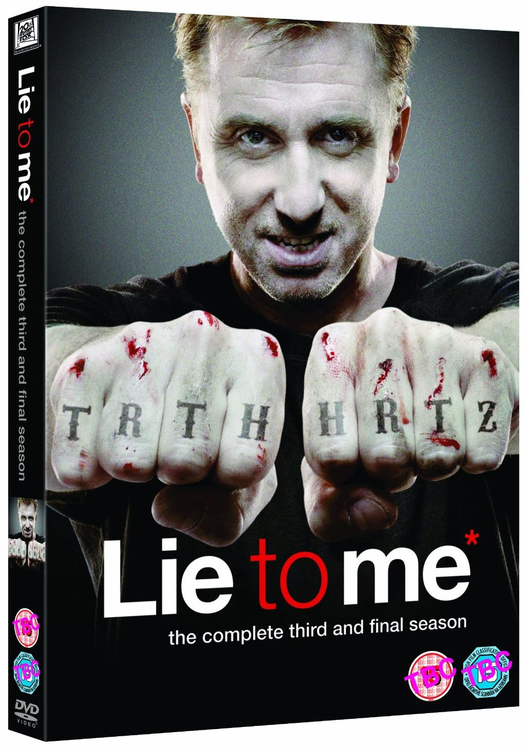 Lie To Me [Saison 03 ] [DVD-R] [MULTI] [PAL] [DVD 01/??] [UL-