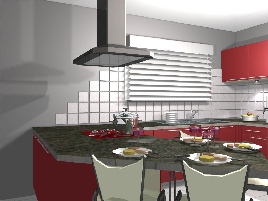 plan de travail arrondi cuisine cheap wonderful plan de travail arrondi cuisine with plan de. Black Bedroom Furniture Sets. Home Design Ideas