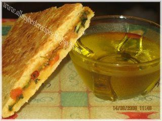 All my best recipes for Table yennayer