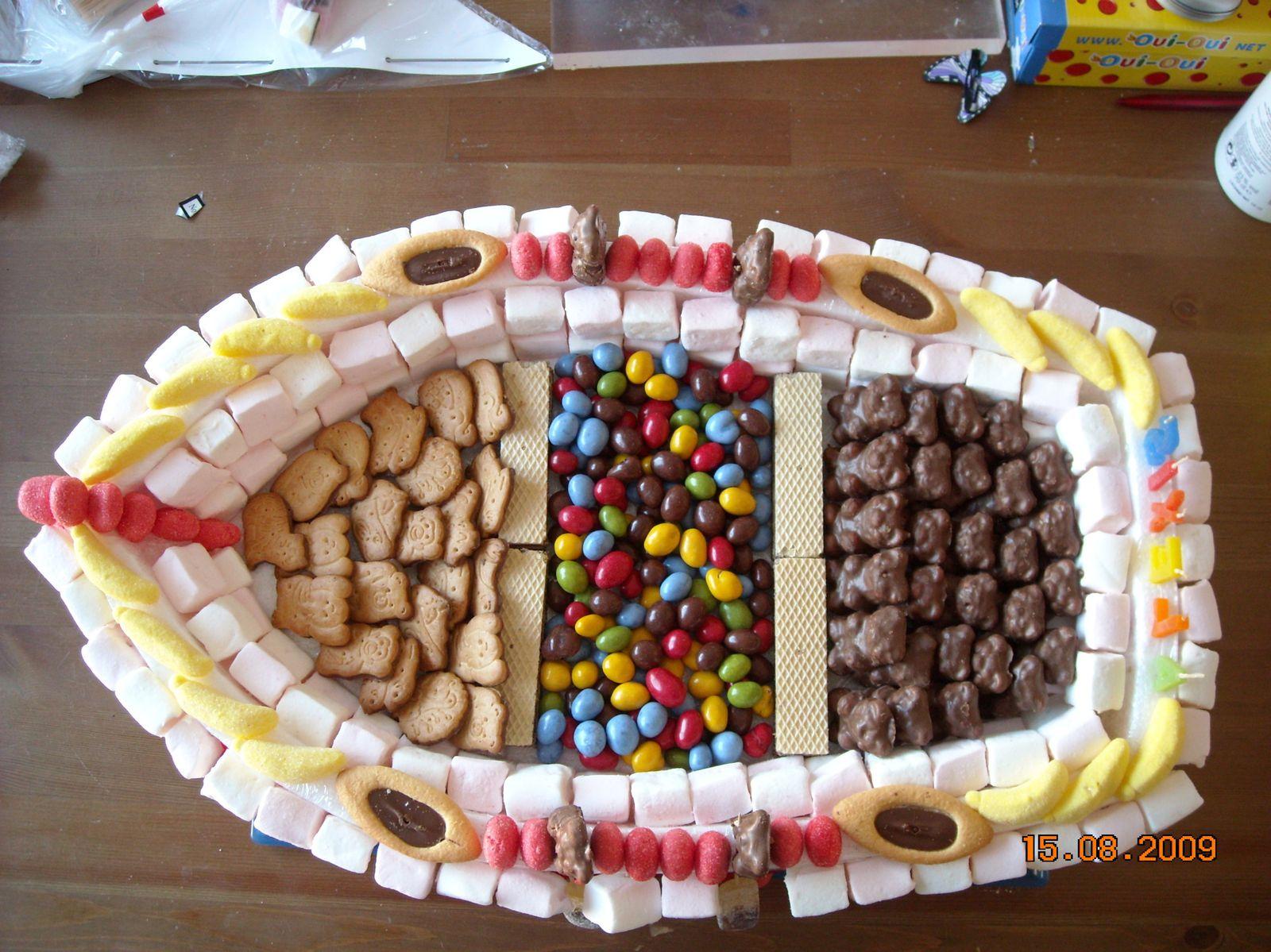 Relativ Tutoriel pour gateau de bonbon – Les recettes populaires blogue le  BW93