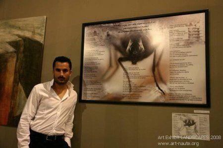 INTERVIEW : Νικόλας Σμυρνάκης: «Στόχος της ένωσης καλλιτεχνών NAUTE είναι η πηγαία ανταλλαγή ιδεών»