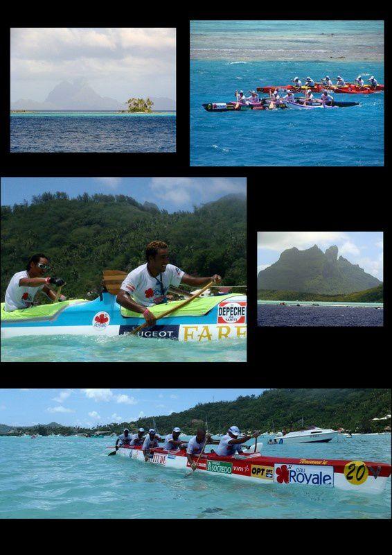 De Taha à Bora Bora1