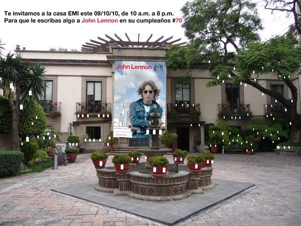 John Lennon Emi