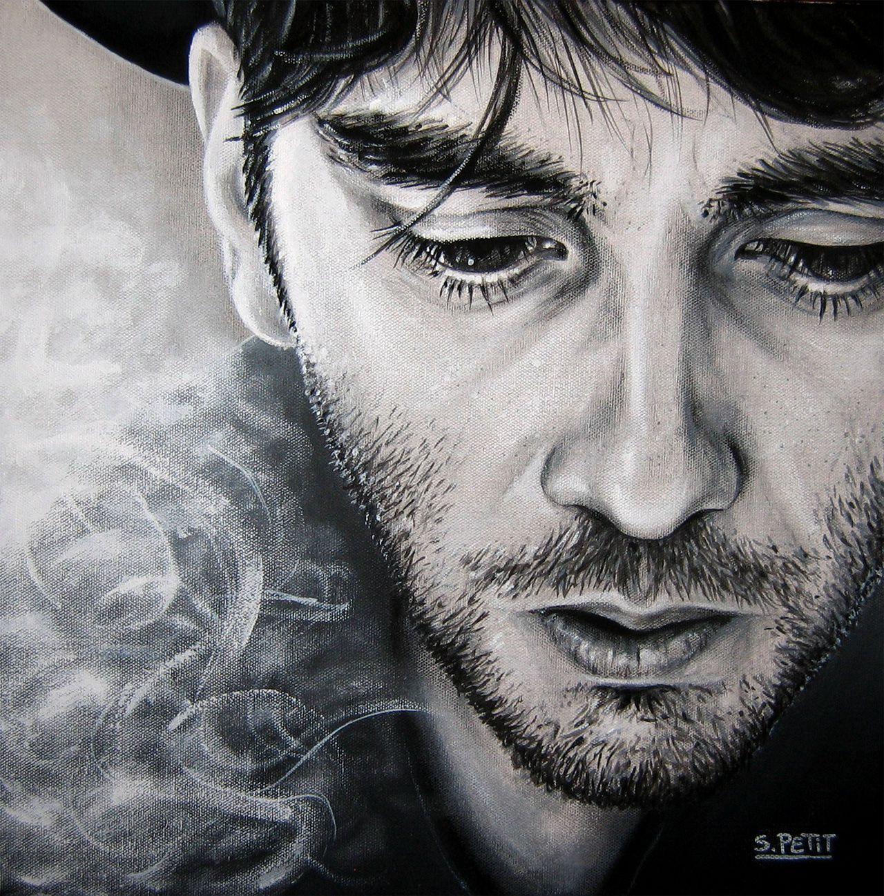 Portrait de Damien Saez
