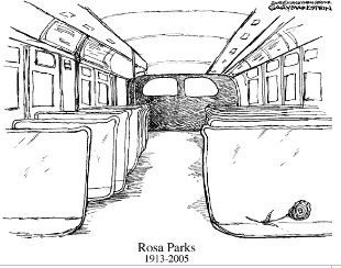 Rosa Parks S Story English Day By Day Rosa Parks Coloring