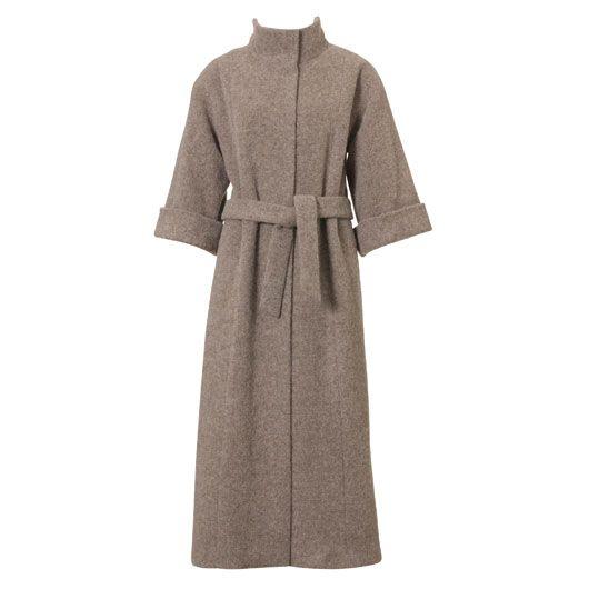 manteau style peignoir