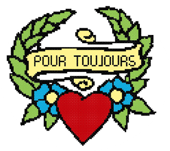 coeur tatoo image