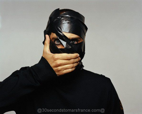 Revolver Photoshoot 2005 [Presse & Outtakes] - 30 SECONDS TO