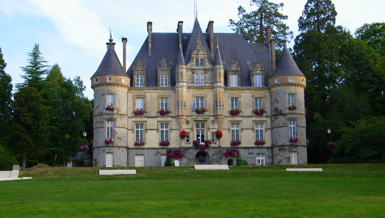The Normandy Hotel Paris