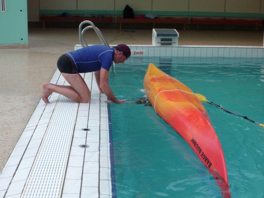 Entra nement piscine dimanche 28 novembre 2010 ast kayak for Piscine ouverte le 11 novembre