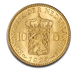 Nederlandse-10-gulden-gouden-munt-1925--keerzijde.png