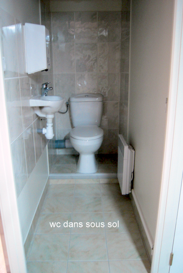 D co wc lambris for Pose de lambris pvc dans une salle de bain