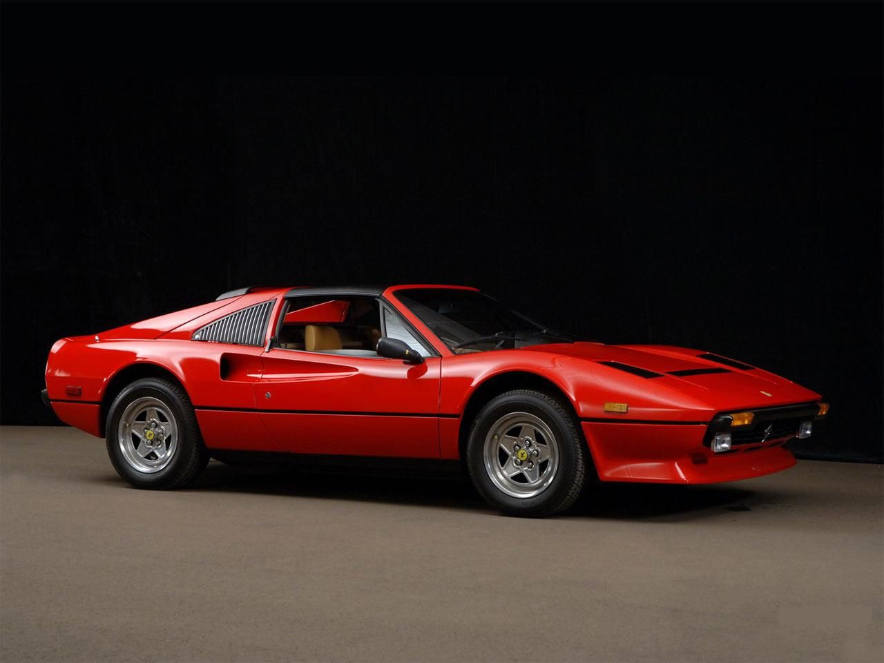 1975 1985 ferrari 308 gtb gts dark cars wallpapers. Black Bedroom Furniture Sets. Home Design Ideas