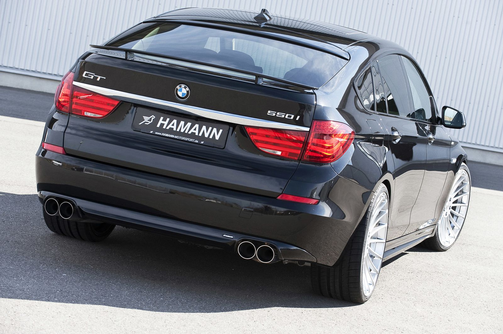 2010 hamann bmw 5 series gt dark cars wallpapers. Black Bedroom Furniture Sets. Home Design Ideas