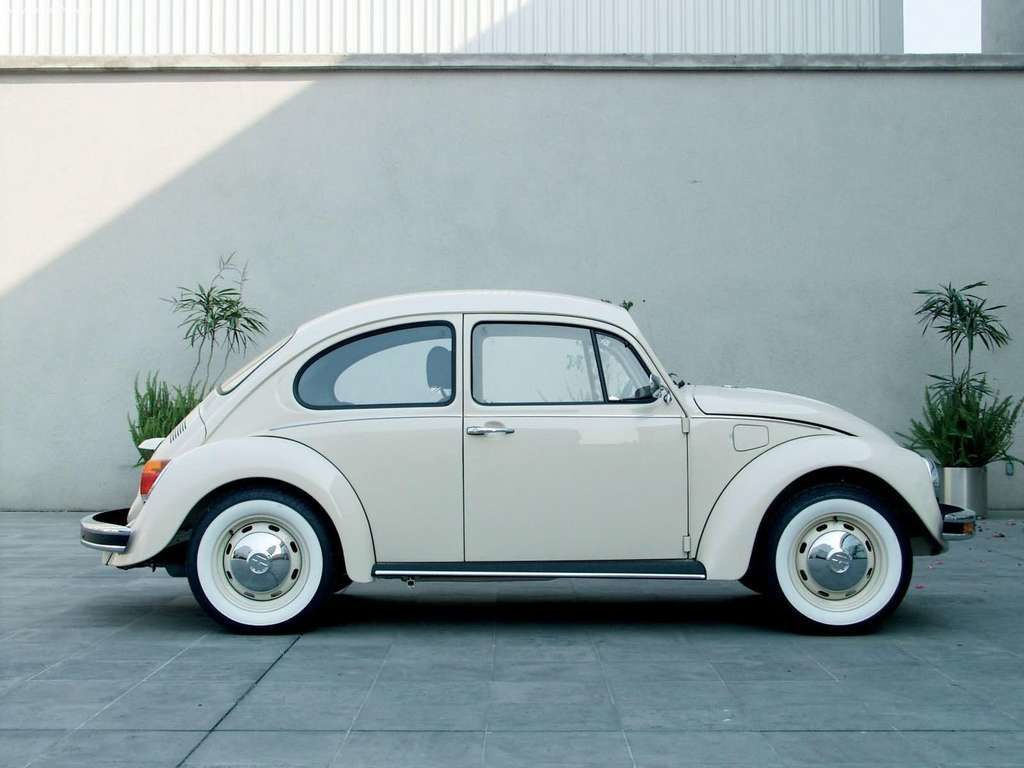 coccinelle vw annee 60