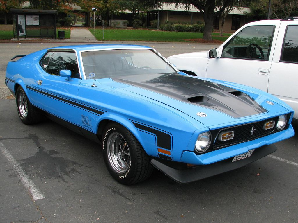 1972 ford mustang mach 1 dark cars wallpapers. Black Bedroom Furniture Sets. Home Design Ideas